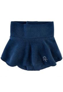 Color-Kids---Fleece-halswarmer-voor-kinderen---Kraag---Donkerblauw