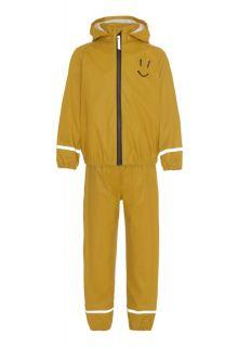 MOLO---Regenpak-voor-kinderen---Zet-Smiley---Geel