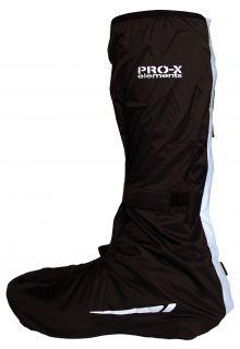 Pro-X-Elements---Regen-gaitors-lang-voor-volwassenen---Varese---Zwart-