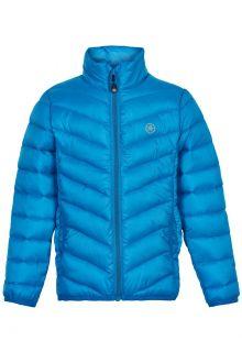 Color-Kids---Compacte-winterjas-voor-jongens---Gewatteerd---Lichtblauw