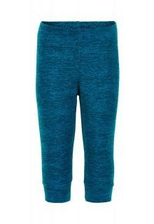 Color-Kids---Fleece-broek-voor-baby's---Melange---Donkerblauw