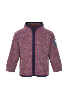 Color-Kids---Fleece-jasje-voor-baby's---Melange---Arctic-Dusk