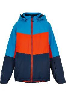 Color-Kids---Ski-jas-voor-jongens---Colors---Rood/Blauw