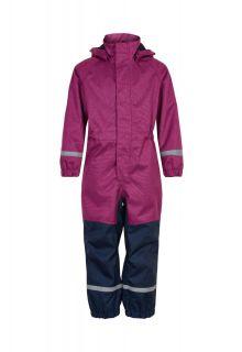Color-Kids---Overall-regenpak-voor-meisjes---zonder-polstering---Roze