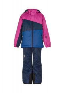 Color-Kids---Skipak-voor-meisjes---Colorblock---Roze