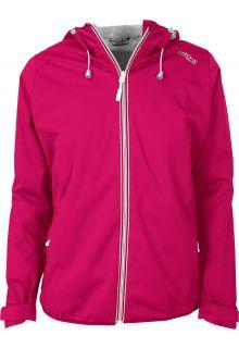 Pro-X-Elements---Opbergbare-regenjas-voor-dames---Davina---Jazzy-roze