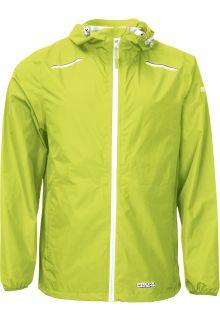 Pro-X-Elements---XL&D-ultra-lichtgewicht-regenjas-voor-heren---Tour---Neon-geel