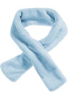 Playshoes---Fleece-sjaal-met-lusje---Lichtblauw