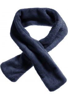 Playshoes---Fleece-sjaal-met-lusje---Donkerblauw