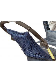 Altabebe---Boodschappentas-met-voering-voor-kinderwagens-en-buggy's---Marineblauw