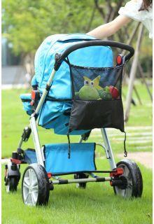 Altabebe---Universele-gaastas-voor-wandelwagen-of-autostoel---Zwart