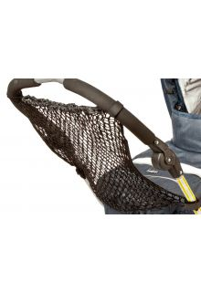 Altabebe---Boodschappentas-voor-kinderwagens-en-buggy's---Zwart