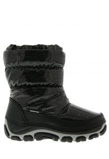 Bergstein---Snowboots/winterlaarzen-BN123Lux-met-glittereffect-voor-kinderen---Zwart