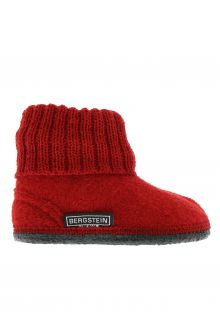 Bergstein---Huissloffen-voor-kinderen-en-volwassenen---Cozy---Rood