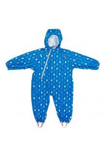 Lifemarque---Waterdichte-all-in-one-pak-voor-kinderen---Blauw---Regendruppels---Littlelife