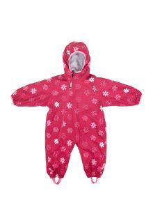 Lifemarque---Waterdichte-all-in-one-pak-voor-kinderen---Bloemen---Roze---Littlelife