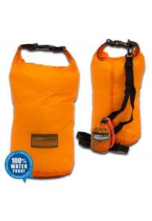Lowland-Outdoor---Regenbeschermende-tas-5L---Oranje