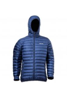 Lowland-Outdoor---Donsjas-voor-mannen---Optimum---Hoody---Marineblauw