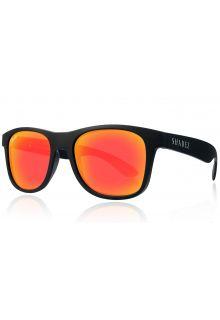 Shadez---gepolariseerde-UV-Zonnebril-voor-volwassenen---Zwart/Rood