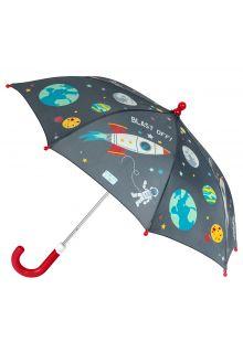 Stephen-Joseph---Kleur-veranderende-paraplu-voor-jongens---Ruimte---Zwart