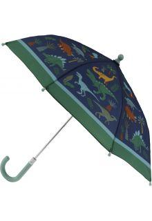 Stephen-Joseph---Paraplu-voor-jongens---Dino---Donkerblauw/groen