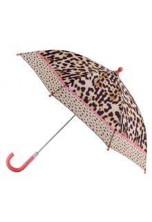 Stephen-Joseph---Paraplu-voor-meisjes---Luipaard---Multi
