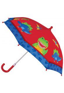 Stephen-Joseph---Paraplu-voor-jongens---Dino---Rood/Blauw