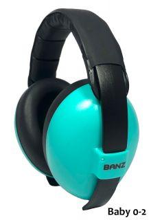 Banz---Geluidsreducerende-oorbeschermers-voor-baby's---Hear-no-Blare---Blauw
