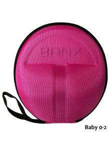Banz---Hoes-voor-geluiddempende-oorbeschermers---Hear-no-Blare---Magenta