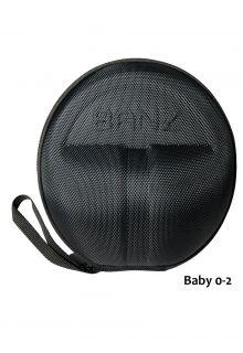Banz---Hoes-voor-geluiddempende-oorbeschermers---Hear-no-Blare---Zwart