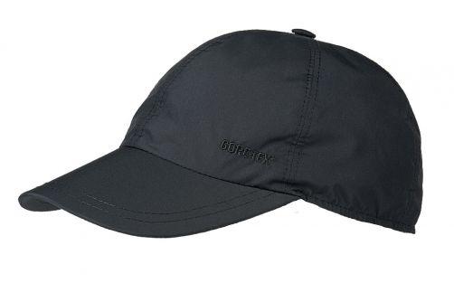 Hatland---Baseball-cap-voor-volwassenen---Morris-Gore-Tex---Antraciet