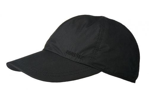 Hatland---Baseball-cap-voor-volwassenen---Morris-Gore-Tex---Zwart
