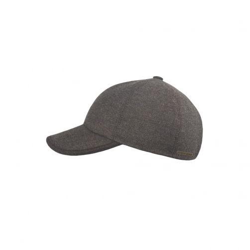 Hatland---Baseball-cap-voor-heren---Yorell-Windstopper---Bruin