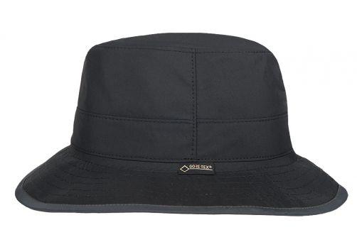 Hatland---Stoffen-hoed-voor-volwassenen---Amundson-Gore-Tex---Zwart