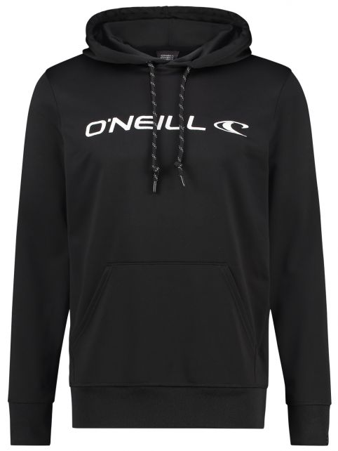 O'Neill---Fleece-Hoodie-voor-mannen---Rutiel-OTH---Zwartgrijs