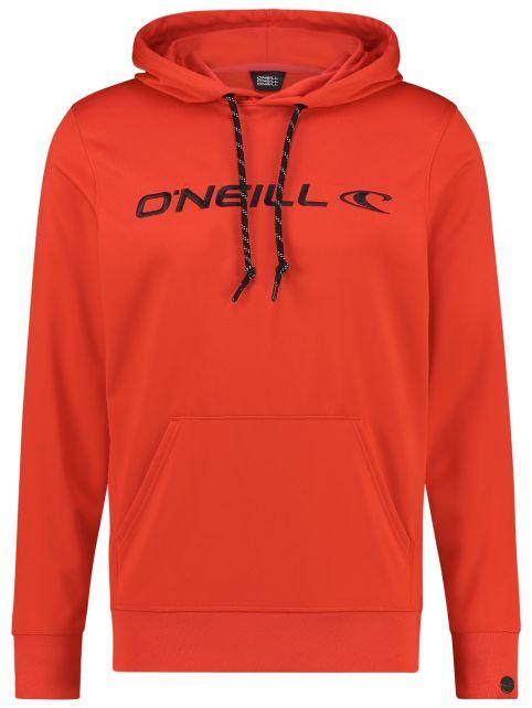 O'Neill---Fleece-Hoodie-voor-mannen---Rutiel-OTH---Vuurrood