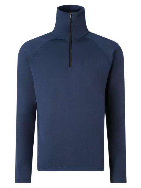 O'Neill---Half-Zip-Fleece-trui-voor-mannen---Clime---Inktblauw