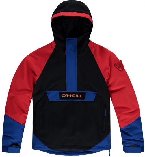 O'Neill---Ski-jack-voor-jongens---Anorak---Zwartgrijs