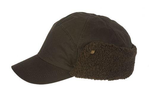 Hatland---Baseball-cap-voor-heren---Timber---Bruin