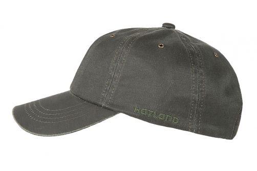 Hatland---Baseball-cap-voor-heren---Onan---Olijfgroen