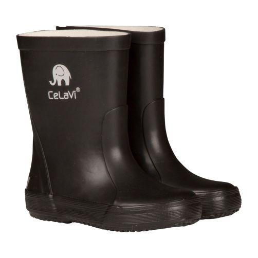 CeLaVi---Regenlaarzen-kind---Zwart