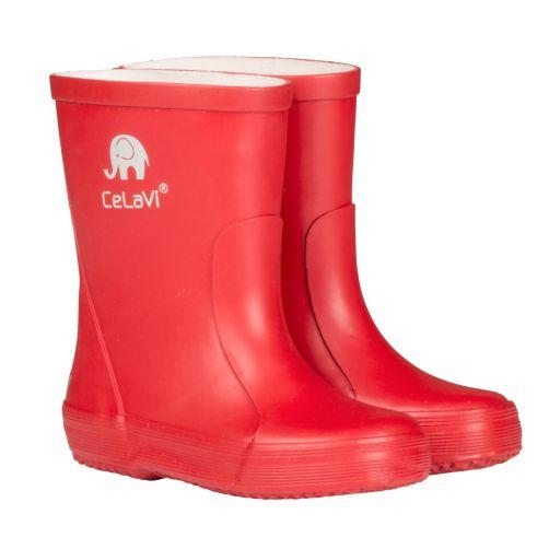 CeLaVi---Regenlaarzen-kind---Rood