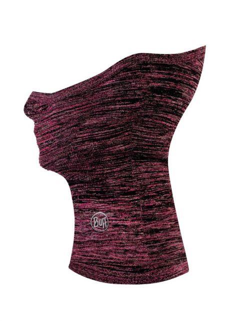 Buff---Dryflx+-Reflecterende-Nek--&-gezichtswarmer-voor-volwassenen---Fuchsia