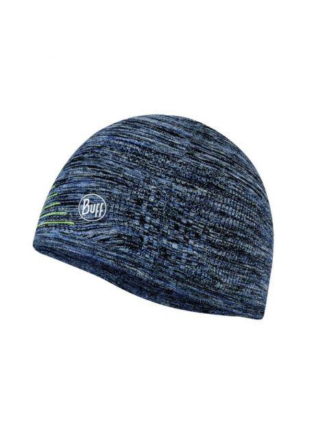 Buff---Dryflx+-Reflecterende-Muts-voor-volwassenen---Blauw