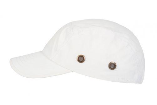 Hatland---Waterbestendige-UV-pet-voor-heren---Reef---Wit