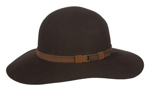 Hatland---Wollen-hoed-voor-dames---Leonora---Bruin