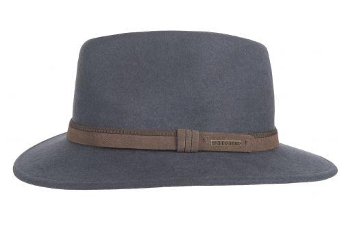 Hatland---Wollen-hoed-voor-heren---Toronto---Antraciet