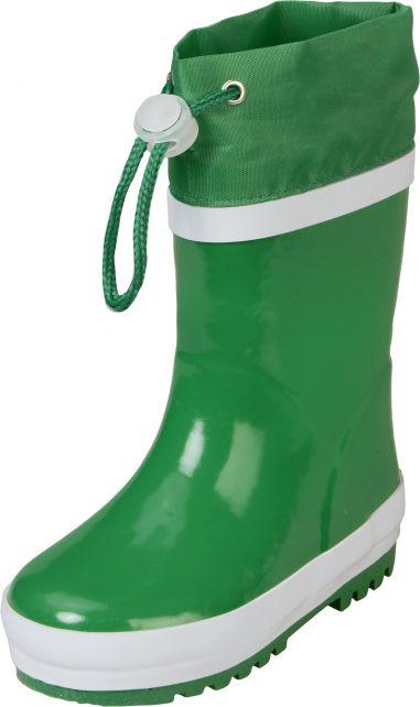 Playshoes---Regenlaarsjes-met-trekkoord---Groen