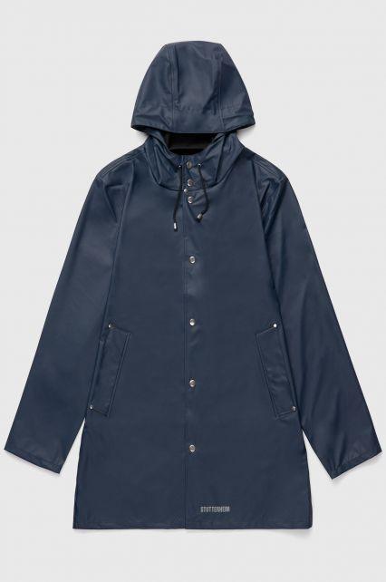 Stutterheim---Lichtgewicht-regenjas-voor-volwassenen---Stockholm-LW---Donkerblauw