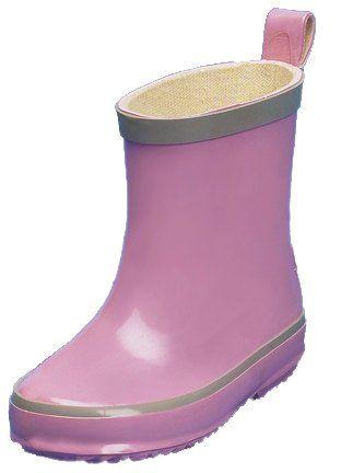 Playshoes---Korte-regenlaarsjes---Lichtroze
